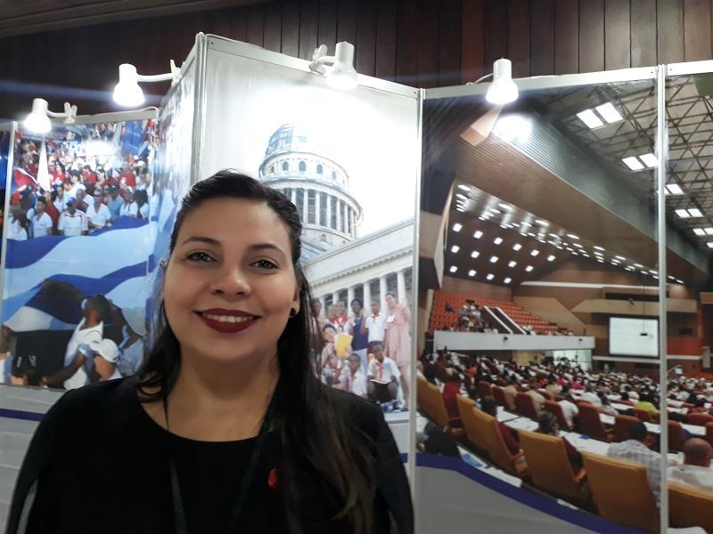 Lisara Corona: 2019 ha sido un año intenso después de la Constitución (+AUDIO)