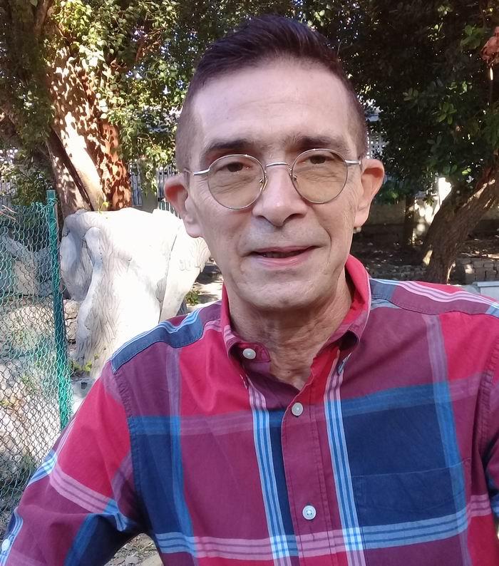 Luis Enrique Ramos Guadalupe, coordinador de la Comisión de Historia de la Sociedad Meteorológica de Cuba.