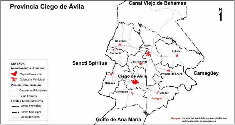 Provincia de Ciego de Ávila