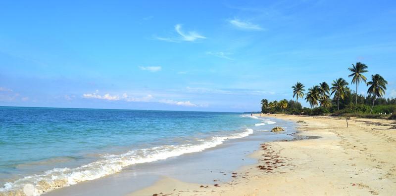 El tiempo en Cuba para el 1ro. de abril de 2021