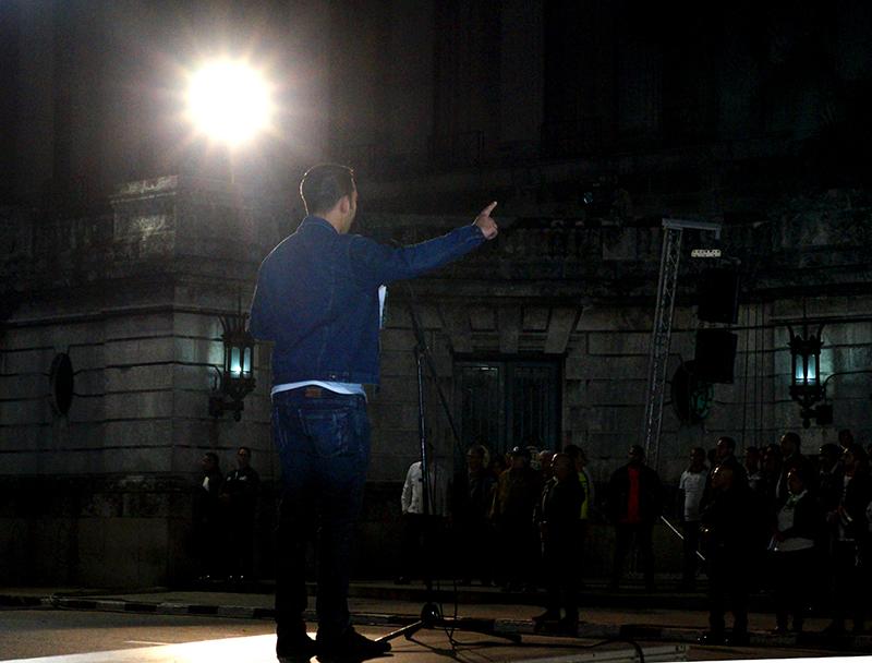 Para seguir iluminando a Cuba