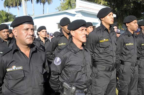 Felicita Raúl a los Órganos de la Seguridad del Estado
