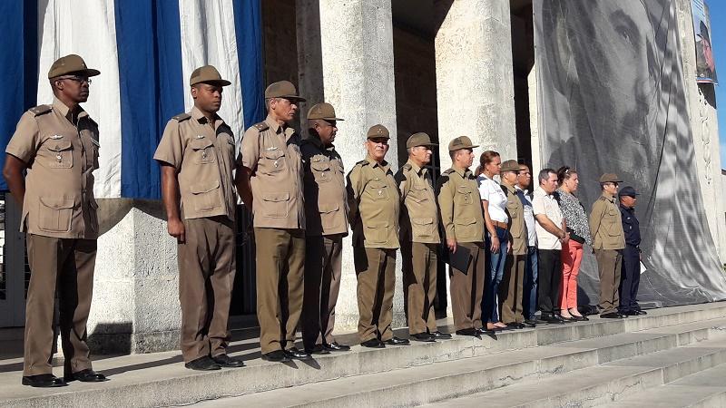 La FAR apoyan Constitución Cubana y soberanía en Venezuela