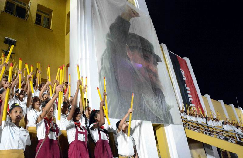 Las ideas de Fidel siguen en el Moncada