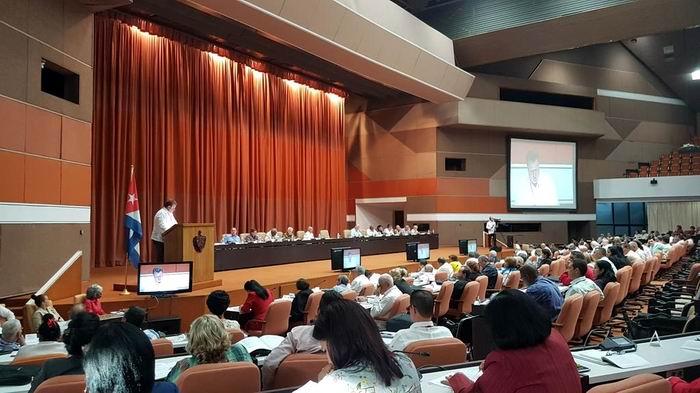 Plan de la economía en Cuba: elemento movilizador. Foto: Estudios Revolución