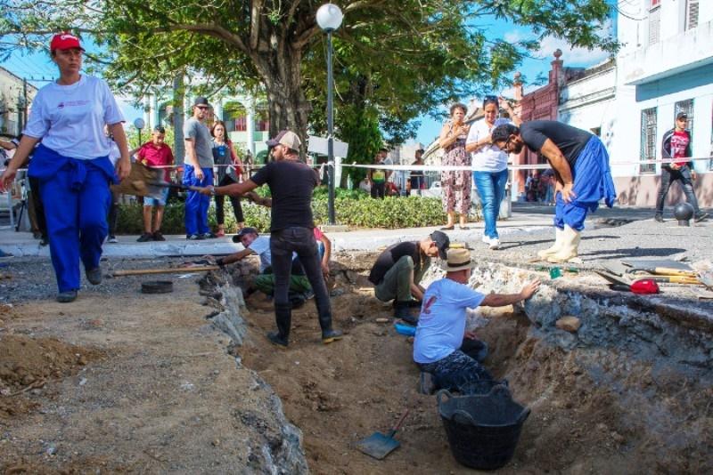 Cuidar y salvar el patrimonio en Camagüey