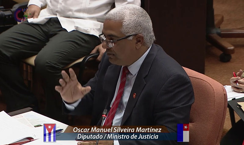 En Vivo: Sesiona en Plenario Asamblea Nacional de Cuba