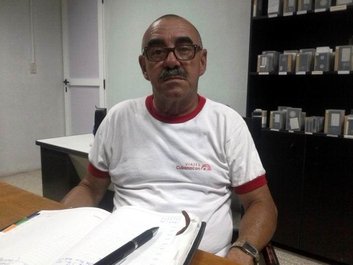 Osvaldo Álvarez Torres, jurista de profesión, profesor universitario y máster en Filosofía del Derecho