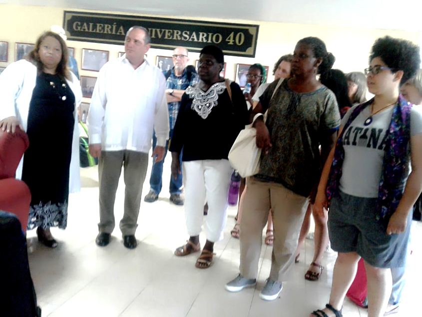 Pastors for Peace wrap up visit to Cienfuegos province