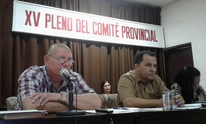 Pleno del Partido en Las Tunas examinó el programa de la vivienda