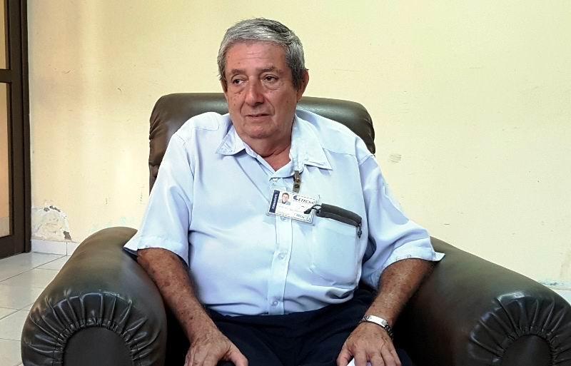 Pedro Medrano Quiñones, actualmente asesor del Director territorial de ETECSA