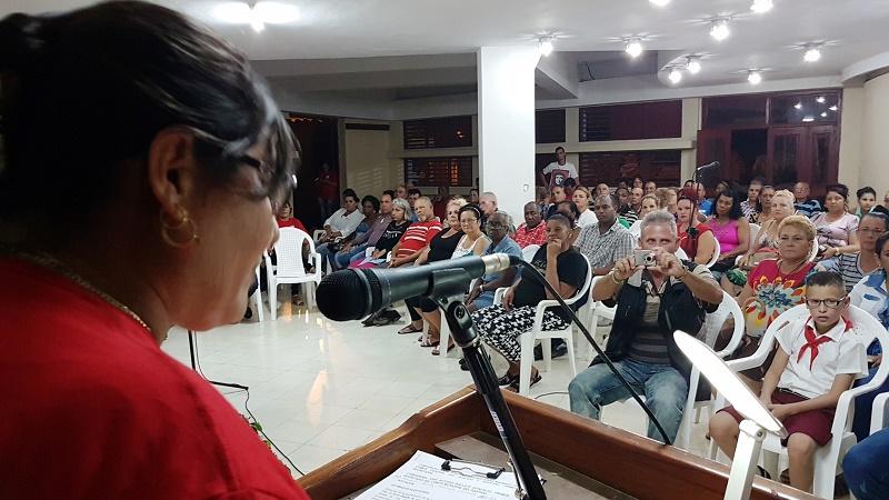 En Audio: Diálogo en el barrio, pensando en Cuba, desde Camagüey