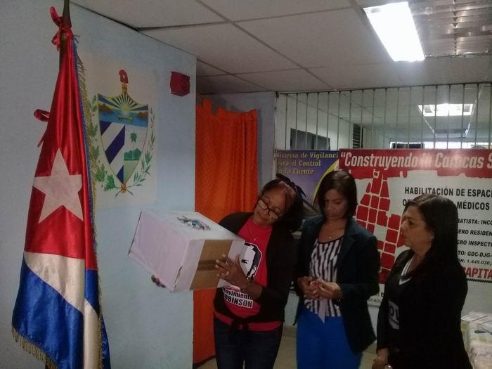 Listos para votar colaboradores cubanos en Venezuela