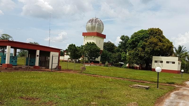 Radar Doppler el primero construido en Cuba