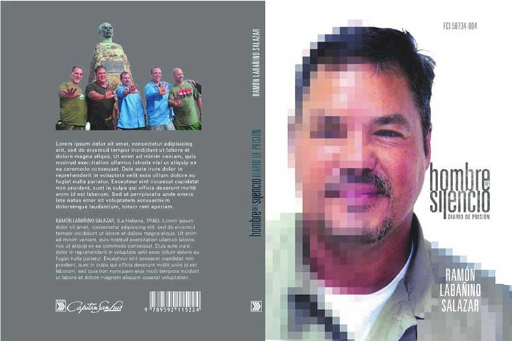 Héroe cubano Ramón Labañino presenta obra en Feria del Libro