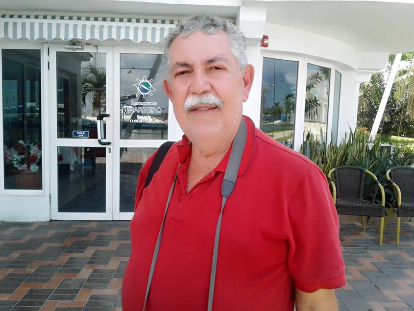 Rechaza Bloqueo y la Helms-Burton integrante de Brigada Juan Ríos Rivera