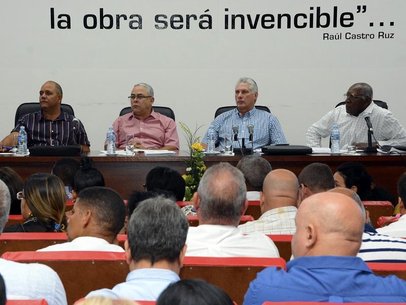 Evalúan en La Habana acciones para enfrentar coyuntura energética