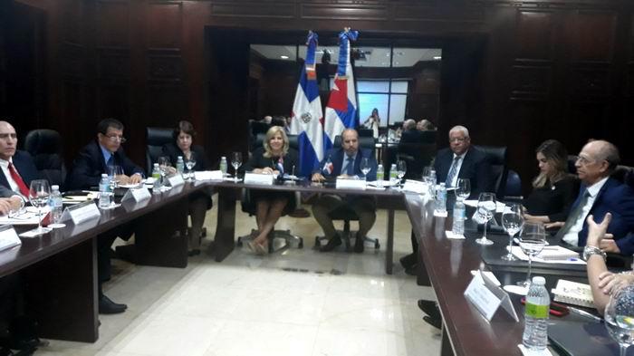 Celebran XI Ronda Migratoria entre Cuba y la República Dominicana