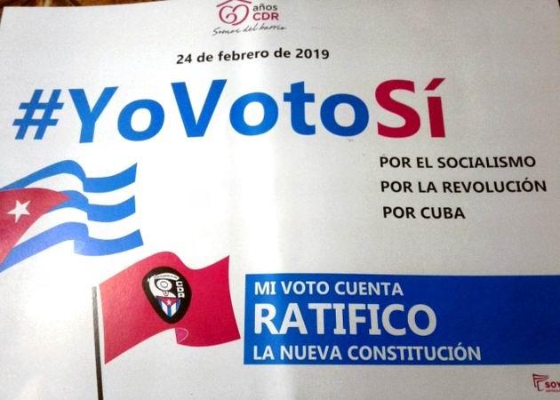 Campesinos de Cienfuegos: razones para votar Sí por Cuba