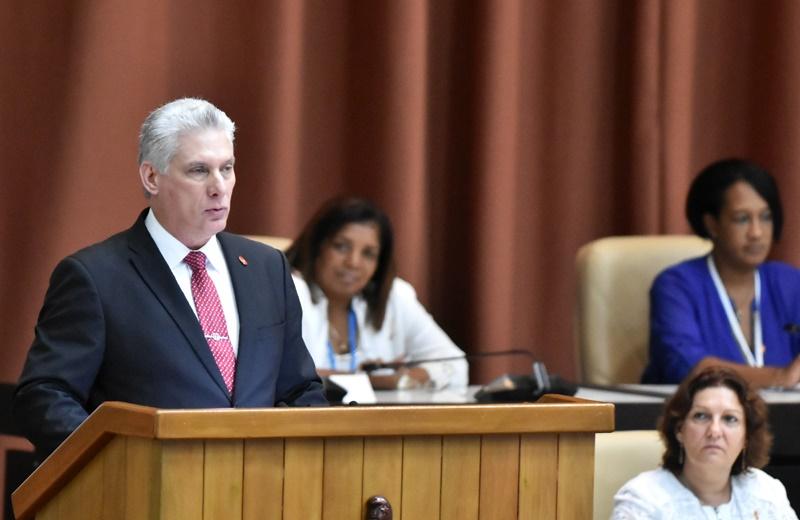 Ratifican a Díaz-Canel como Presidente de la República de Cuba