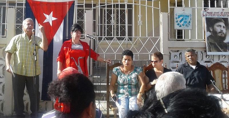 Proyecto comunitario otra vez en Canta Rana