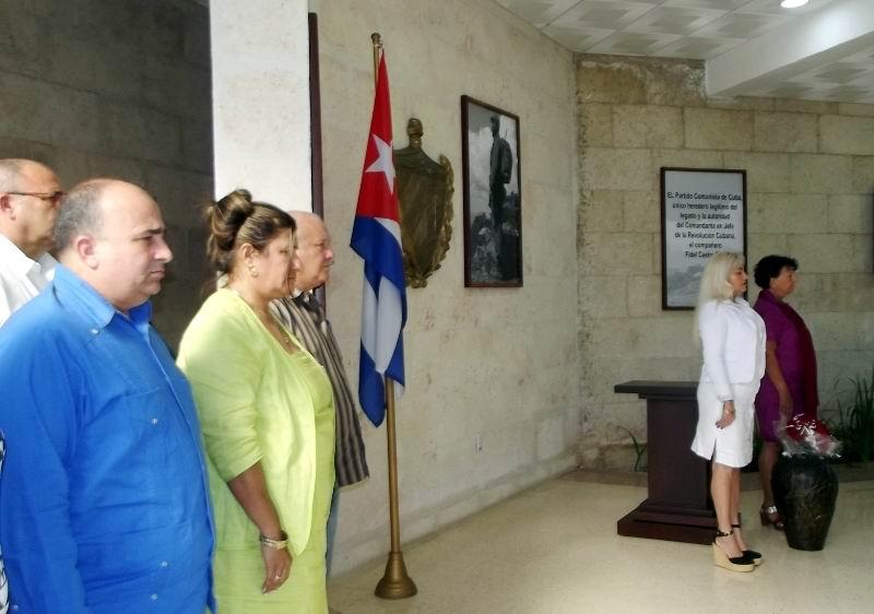 Jornada de compromiso en Camagüey (+Audio y fotos)