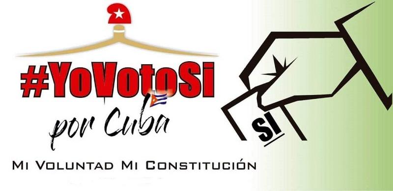 Iniciaron los cubanos en el exterior su votación de su nueva Constitución