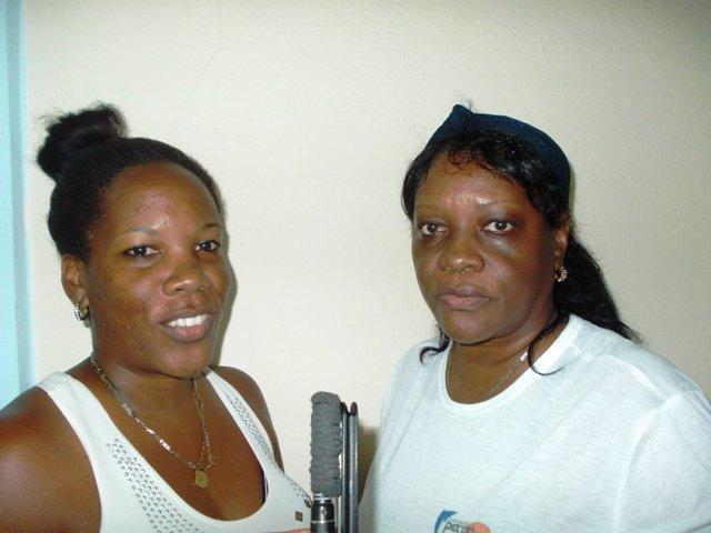 Voy al Congreso Obrero con mi madre, representando a los santiagueros