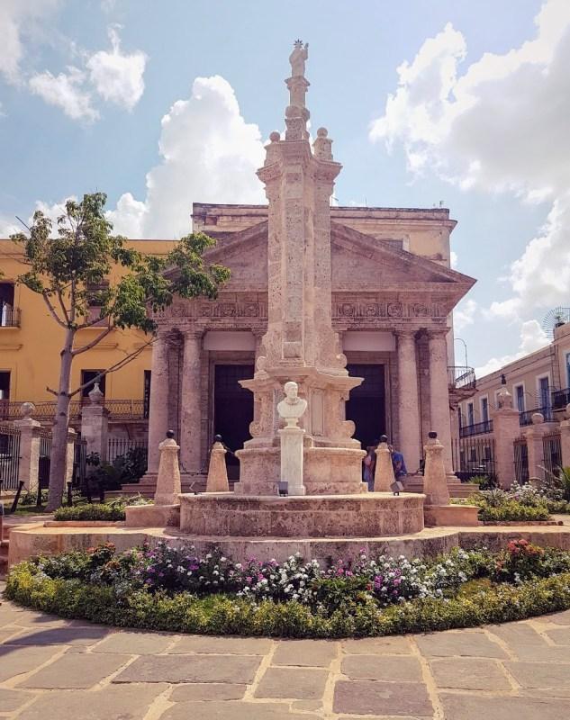 Oír La Habana: El templete, génesis de una ciudad