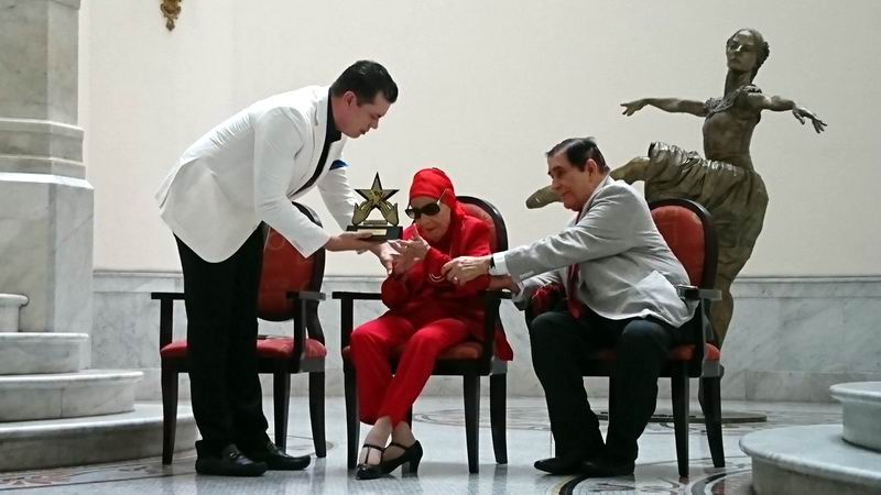 Alicia Alonso was Granted Significant Award