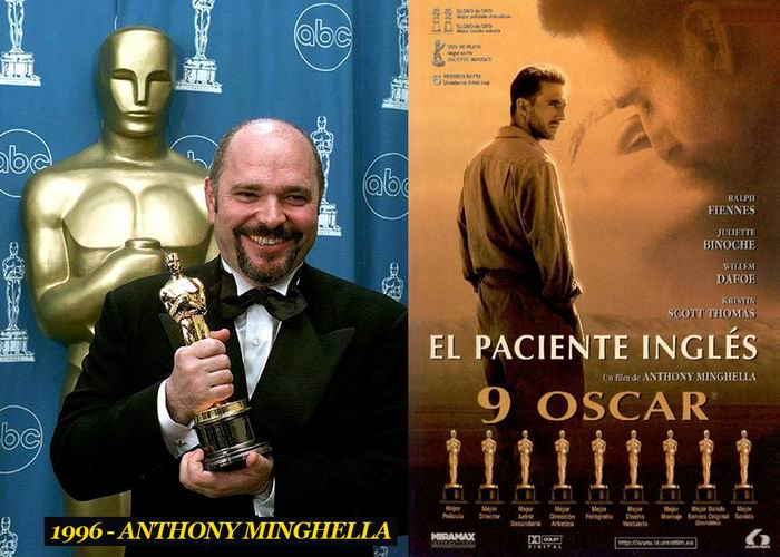 Once años sin Anthony Minghella