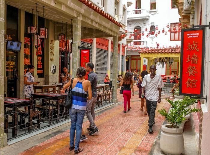 Renace el Barrio Chino de La Habana