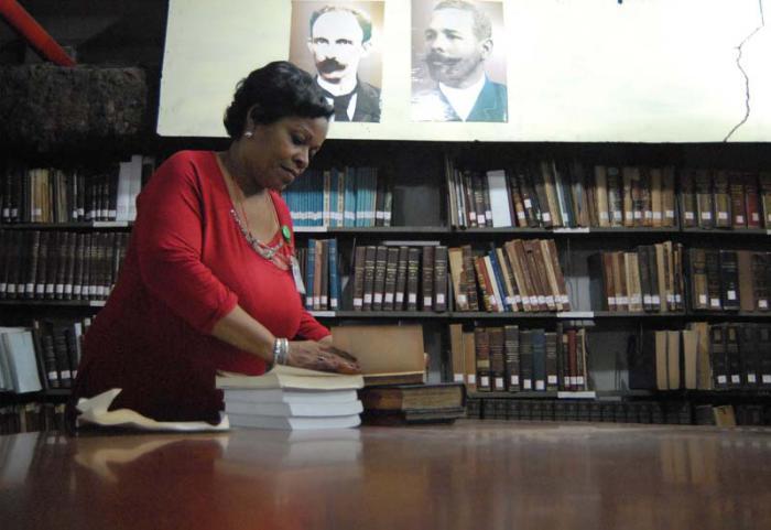Inicia Jornada del Bibliotecario cubano