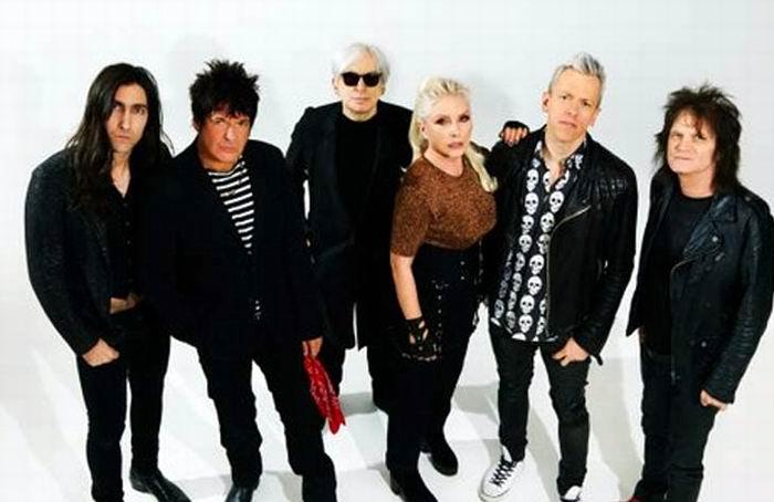 Banda estadounidense de rock Blondie le canta a La Habana