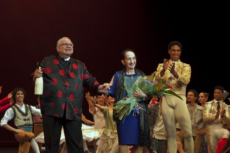 Carlos Acosta baila su Quijote, lo hace para sus maestros