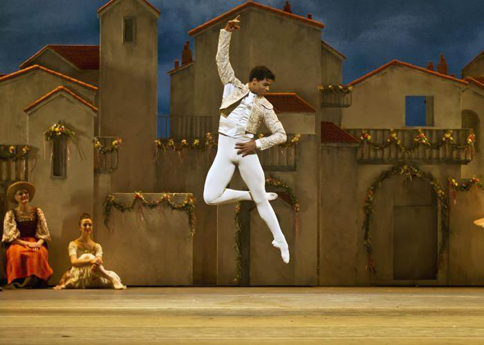 Carlos Acosta comes out of retirement to pay homage to greats