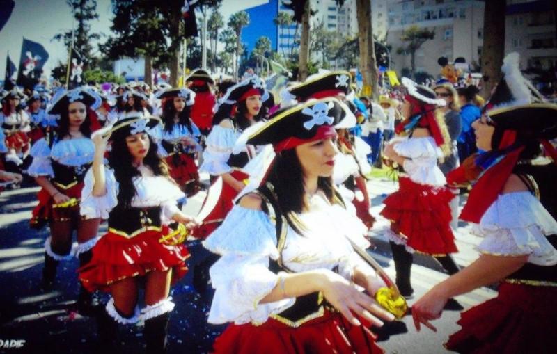 Limasol y Santiago, hermanadas  por sus carnavales.