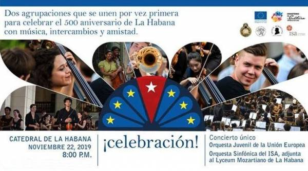 European Union Youth Orchestra to perform in Cuba
