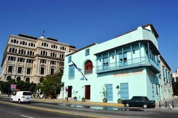 The 500 Years of the Architecture of Havana