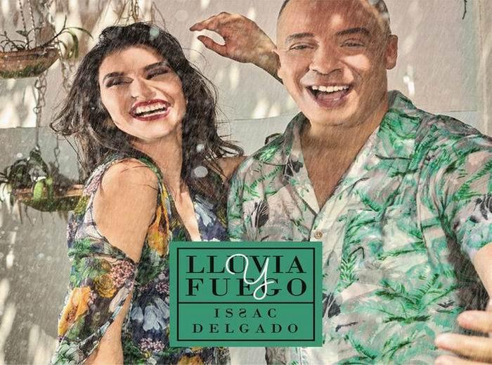 Presentará Issac Delgado nuevo disco Lluvia y Fuego