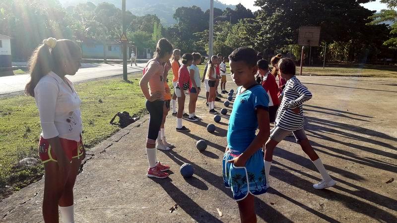 Educación Física, una asignatura para preparar el cuerpo y el alma