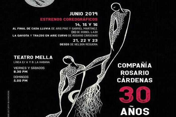 Compañía Rosario Cárdenas celebra su aniversario 30