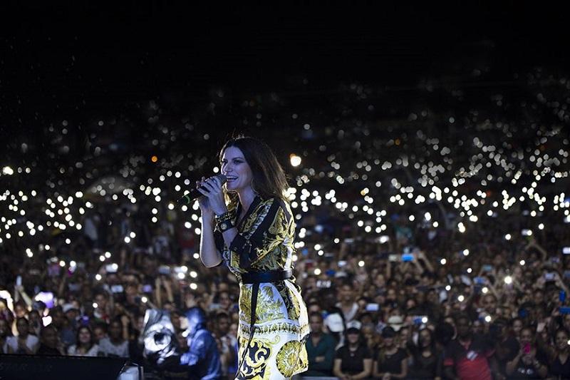 Laura Pausini estuvo en Cuba; recordar es volver a vivir