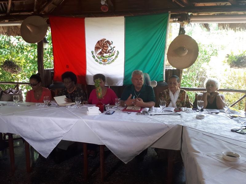 México en Cuba: una jornada para celebrar