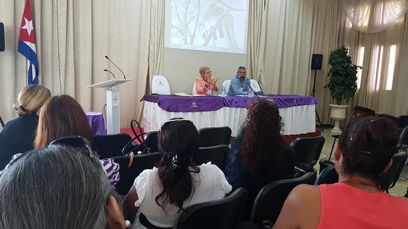En Audio: Concluyó en Camagüey Conferencia Internacional de Ciencias de la Educación