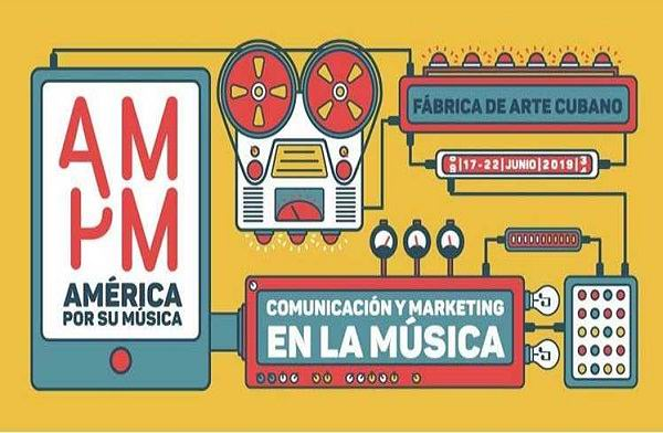 AM-PM America for its Music 2019 begins in Havana