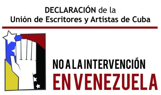 Declaración de la Unión de Escritores y Artistas de Cuba (UNEAC)