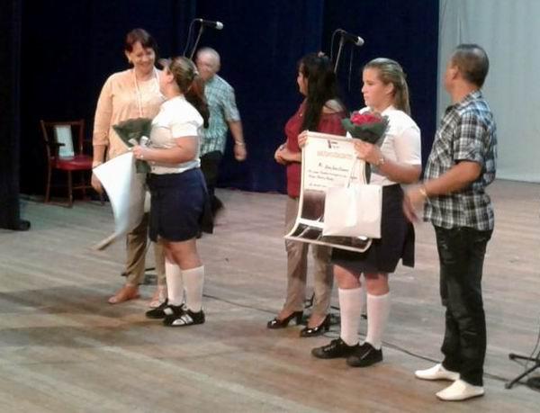 Nuevos egresados de Escuelas Pedagógicas en Ciego de Ávila