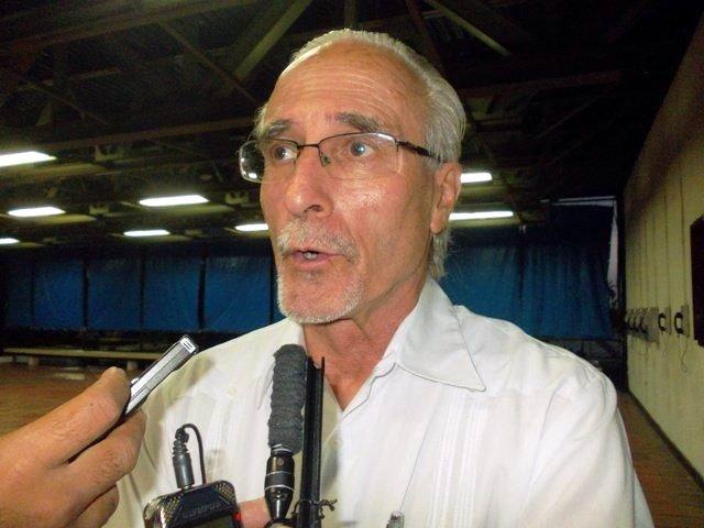 Embajador de la nación sur-americana en la Isla, Eduardo Lorier Sandro