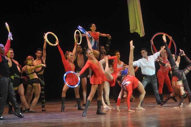 Circo Nacional de Cuba ofrecerá galas de verano